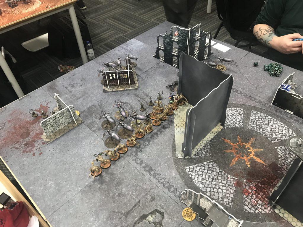 Opponent's Deployment - Round 5
