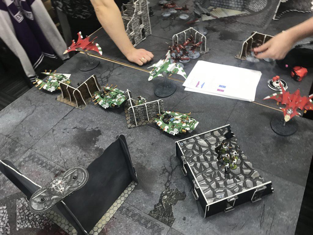 My Deployment - Round 5