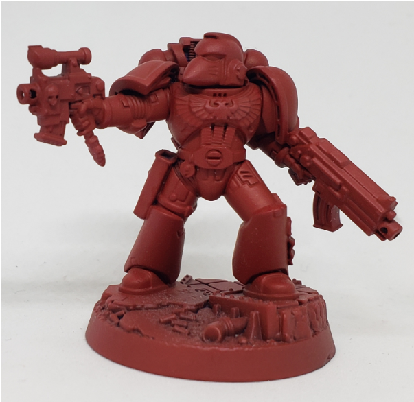 SBB's Blood Angel Step 1
