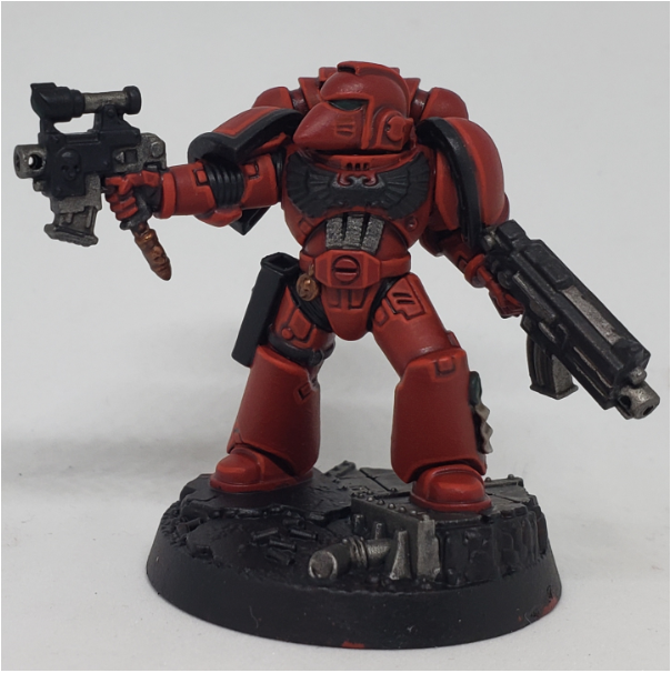 SBB's Blood Angel Step 5