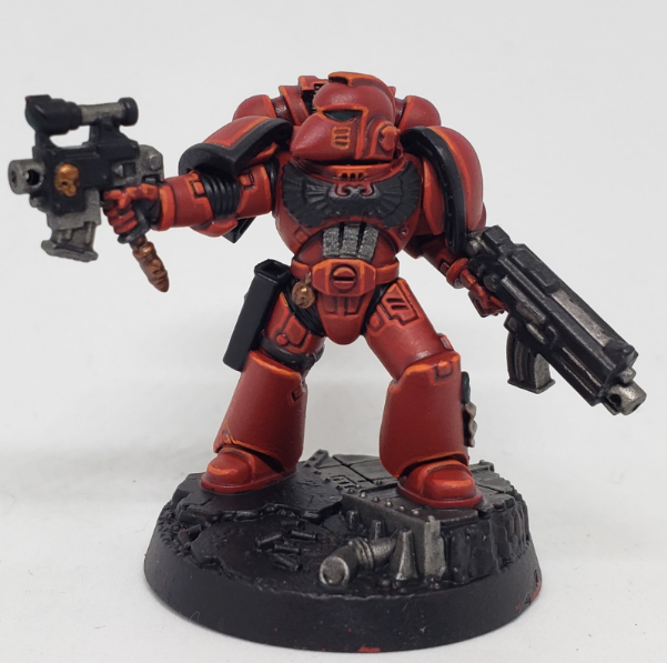 SBB's Blood Angel Step 6