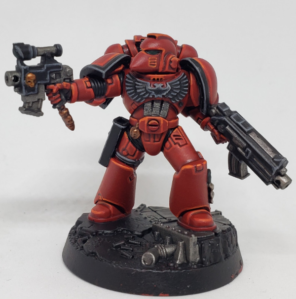 SBB's Blood Angel Step 8