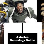 Astartes Genealogy Online