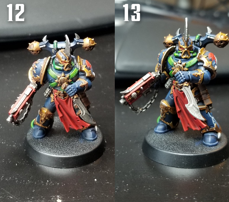 How To Paint Everything Night Lords Goonhammer