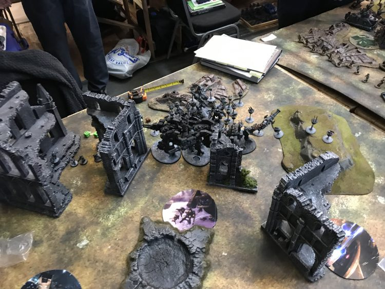 Blood and Glory Opp Deployment Round 1