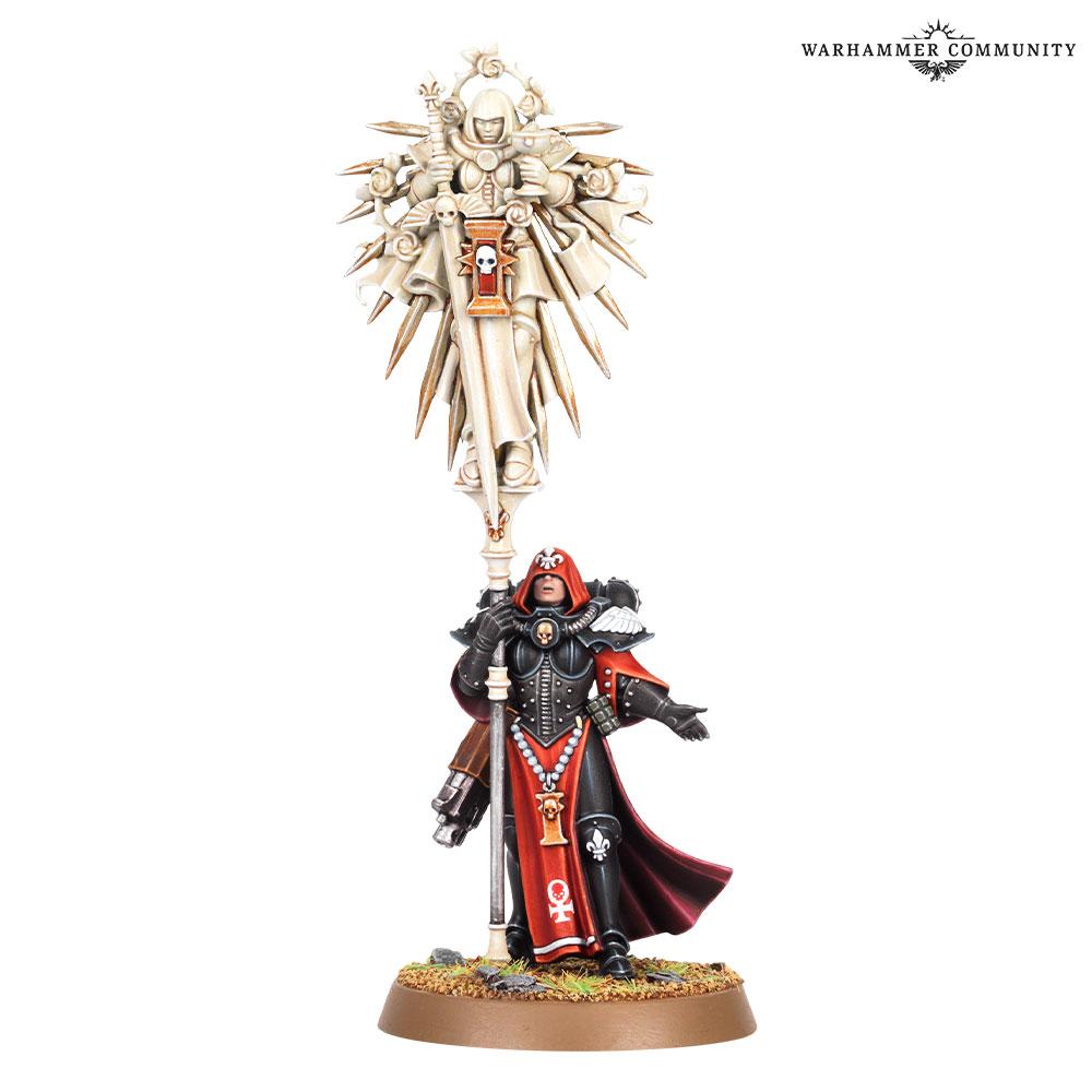 for Sisters of Battle Simulacrum Imperialis Imagifier Adepta Sororitas
