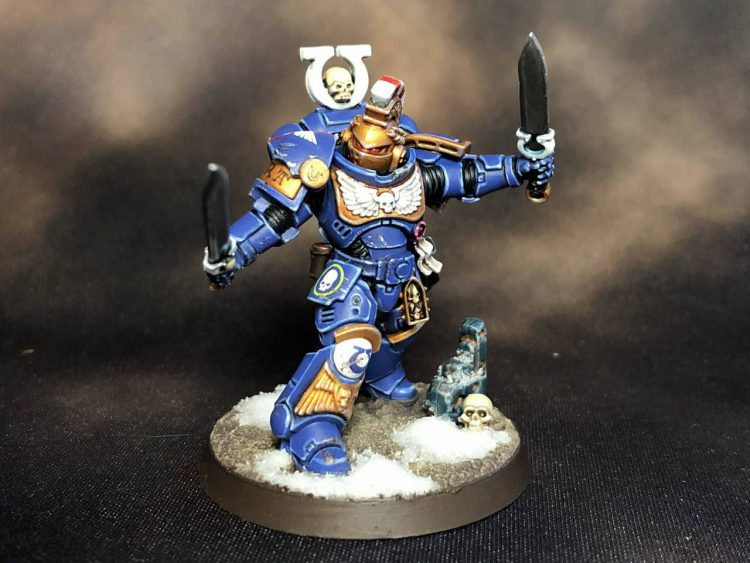 Ultramarines Chapter Champion