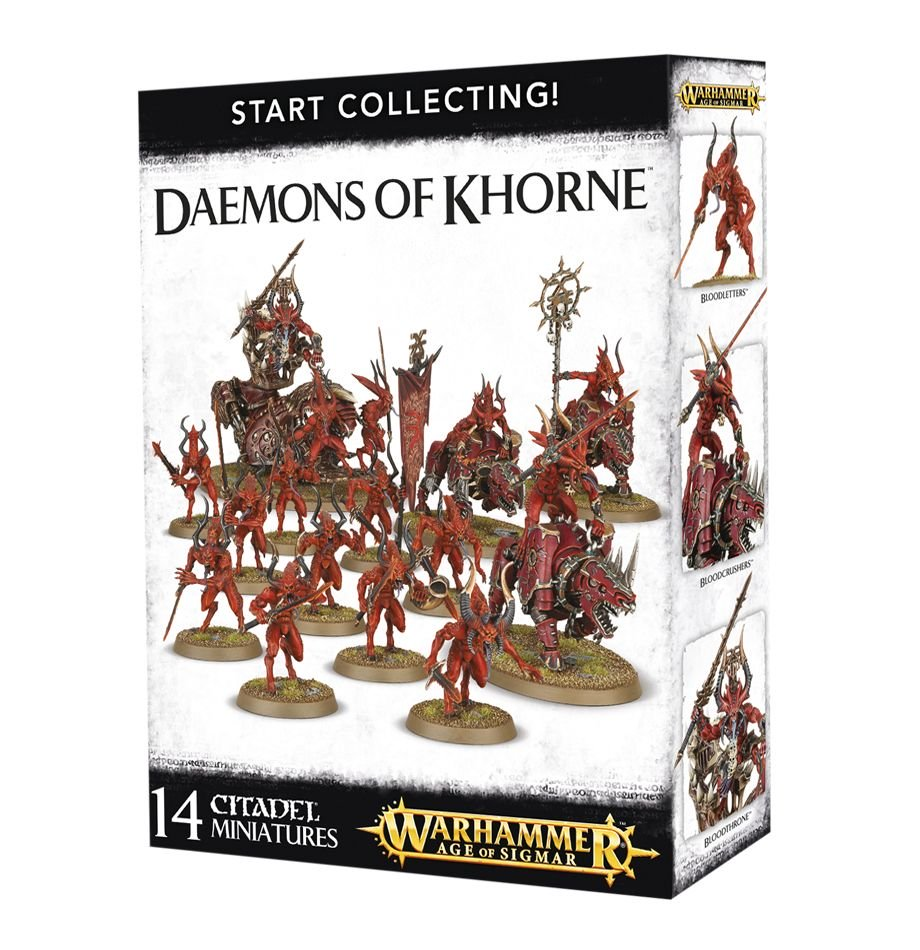 Fyreslayers Games Workshop Warhammer Age Of Sigmar Brand New Start Collecting