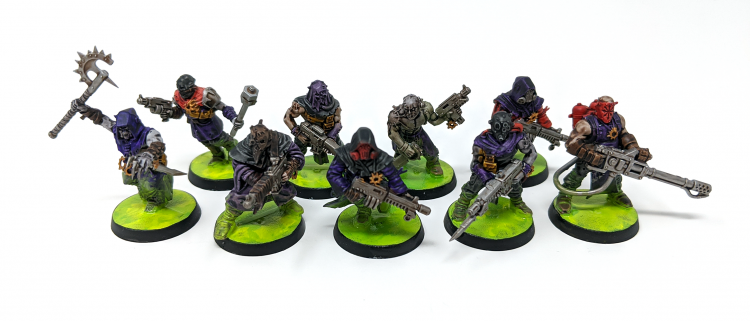 Chaos Cultists