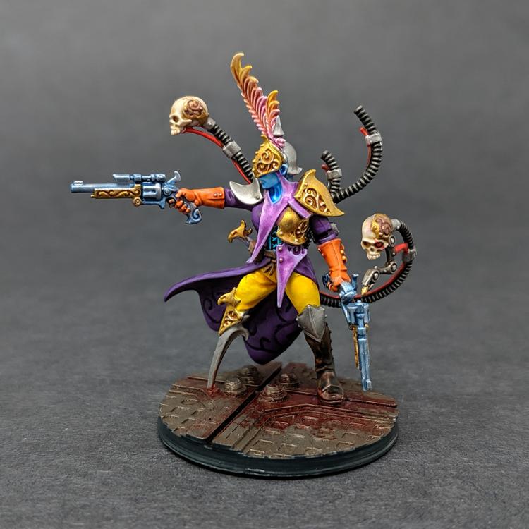 Rogue Trader Kelermorph