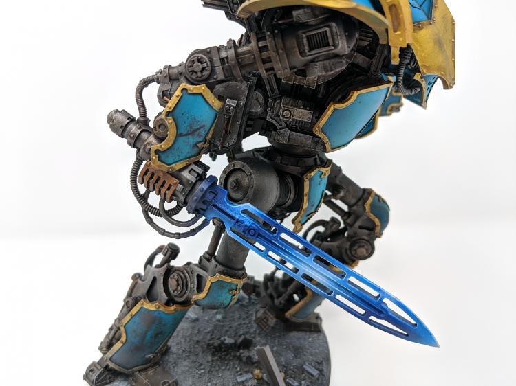 Cerastus Knight-Castigator