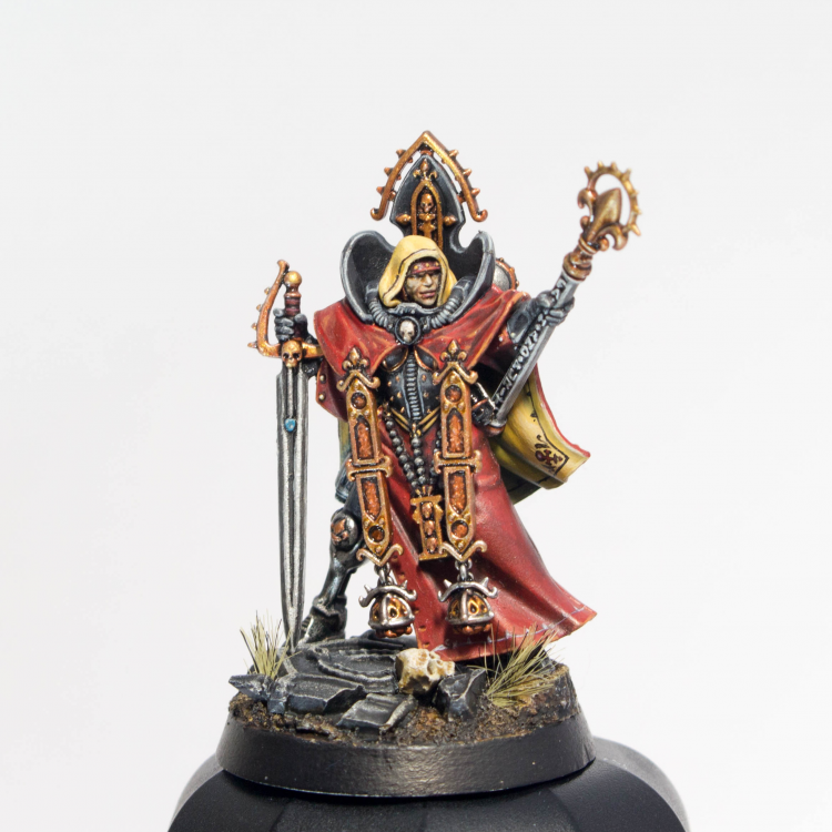Sisters of Battle Canoness