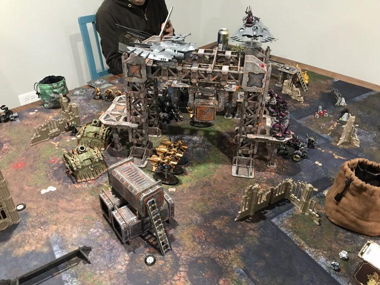 40k Battle