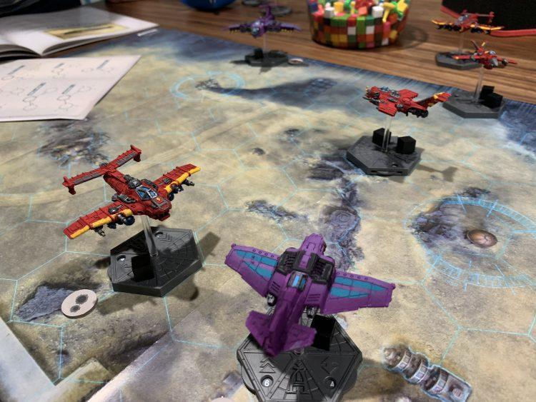 Aeronautica Battle