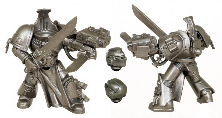 HTPE: Grey Knights - Pendulin