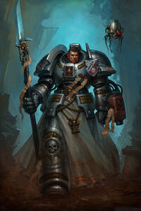 Grey Knight Credit: Games Workshop