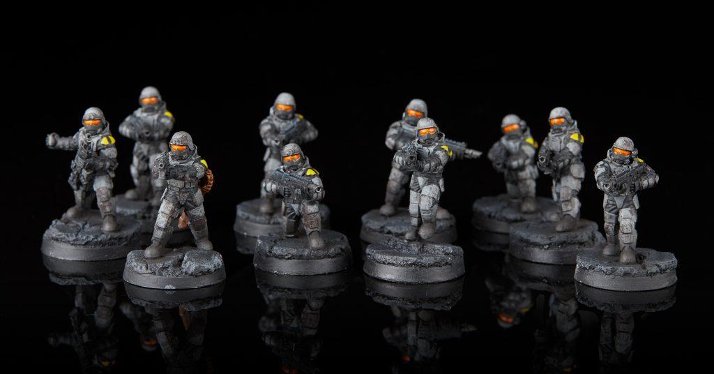 Astra Militarum Squad