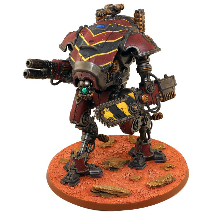 Imperial Knight Armiger Warglaive