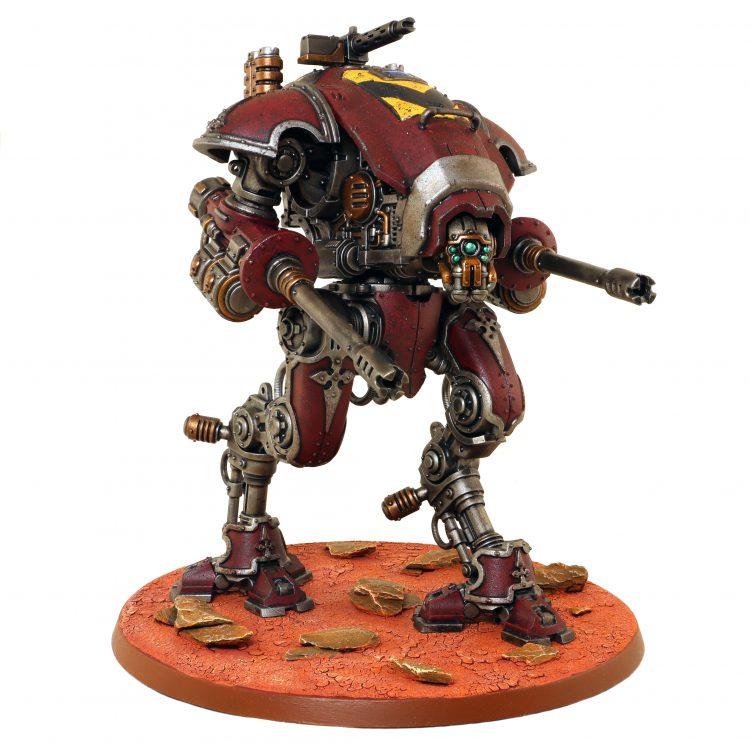 Imperial Knight Armiger Helverin