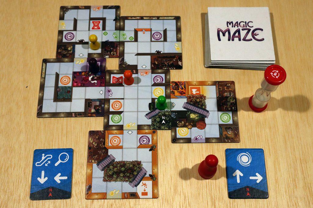 Magic Maze: Gameplay