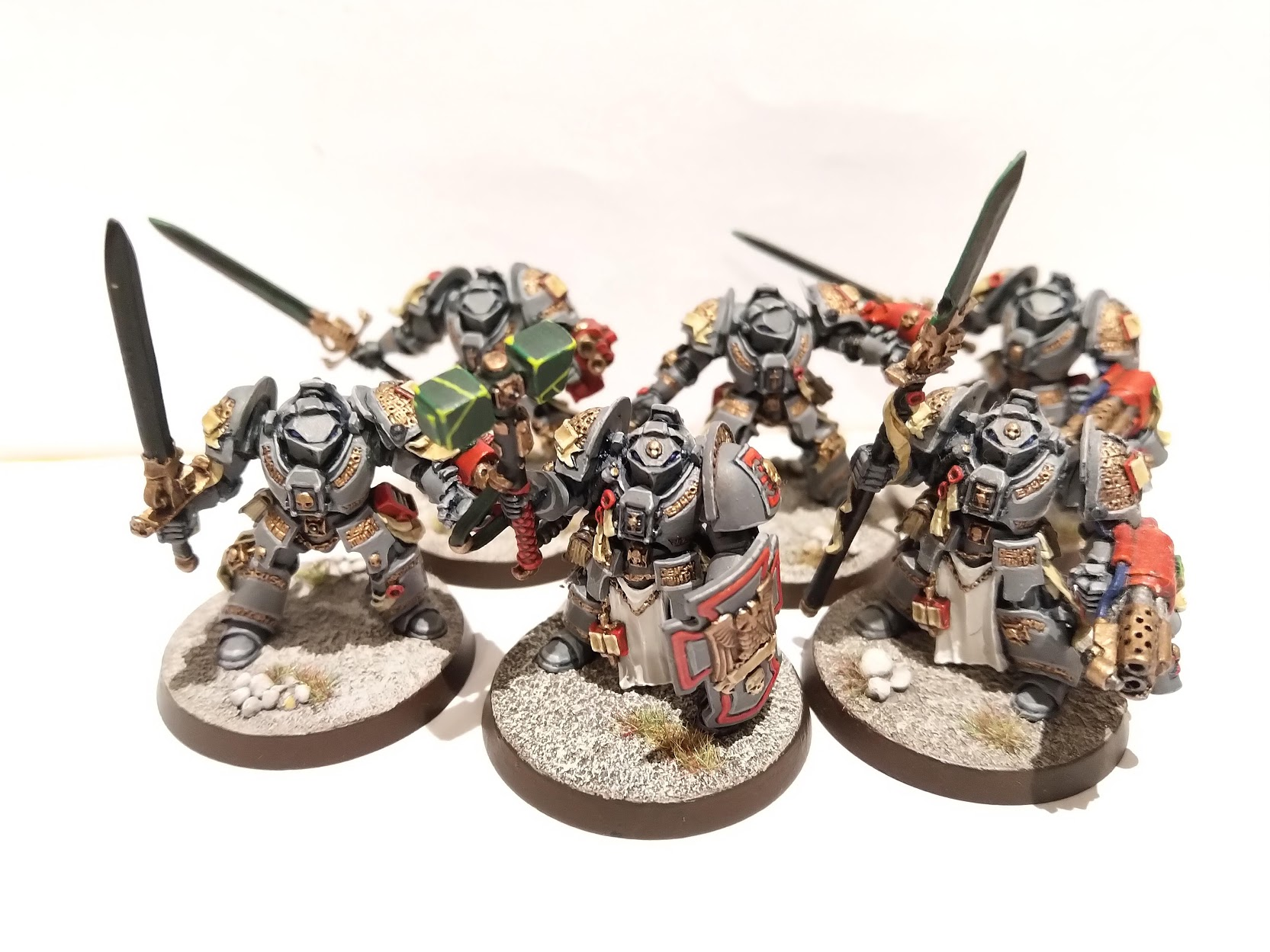 Grey Knight Terminators Credit: Lungboy