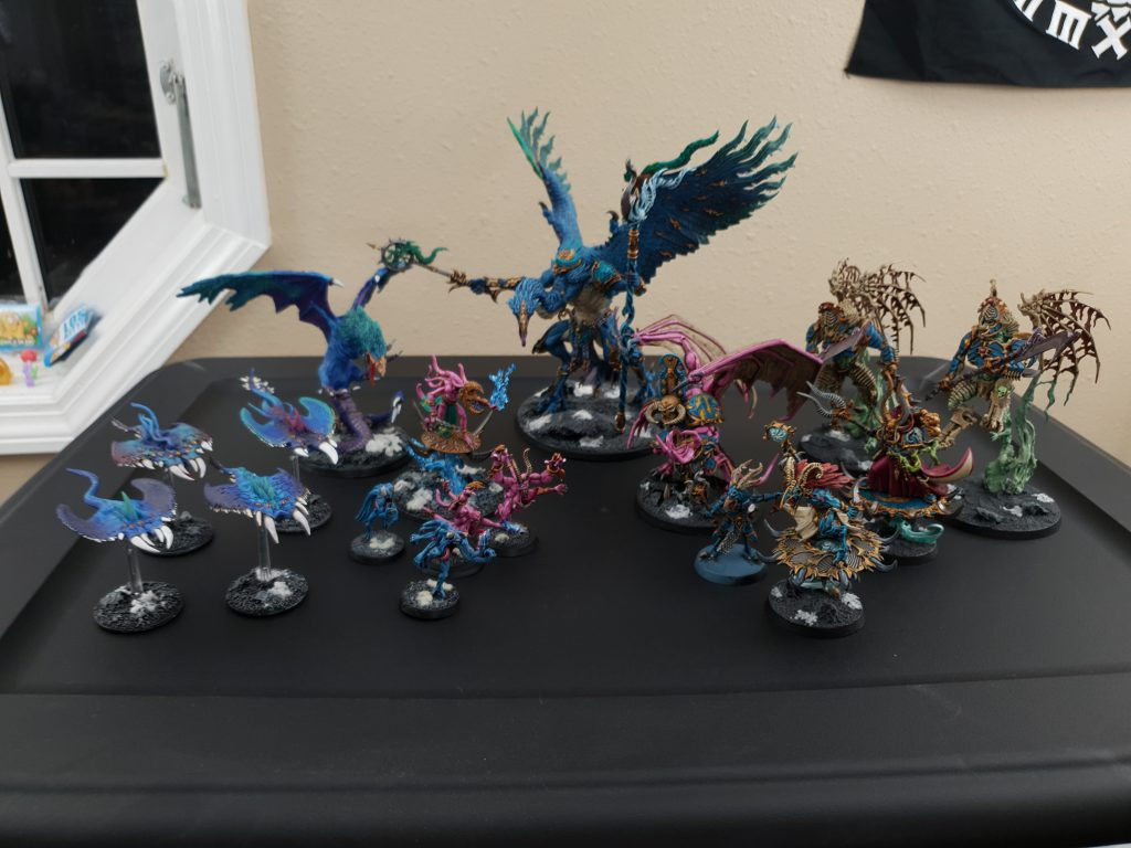 Tzeentch Forces