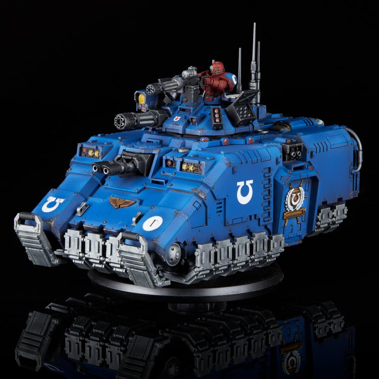 Ultramarines Repulsor
