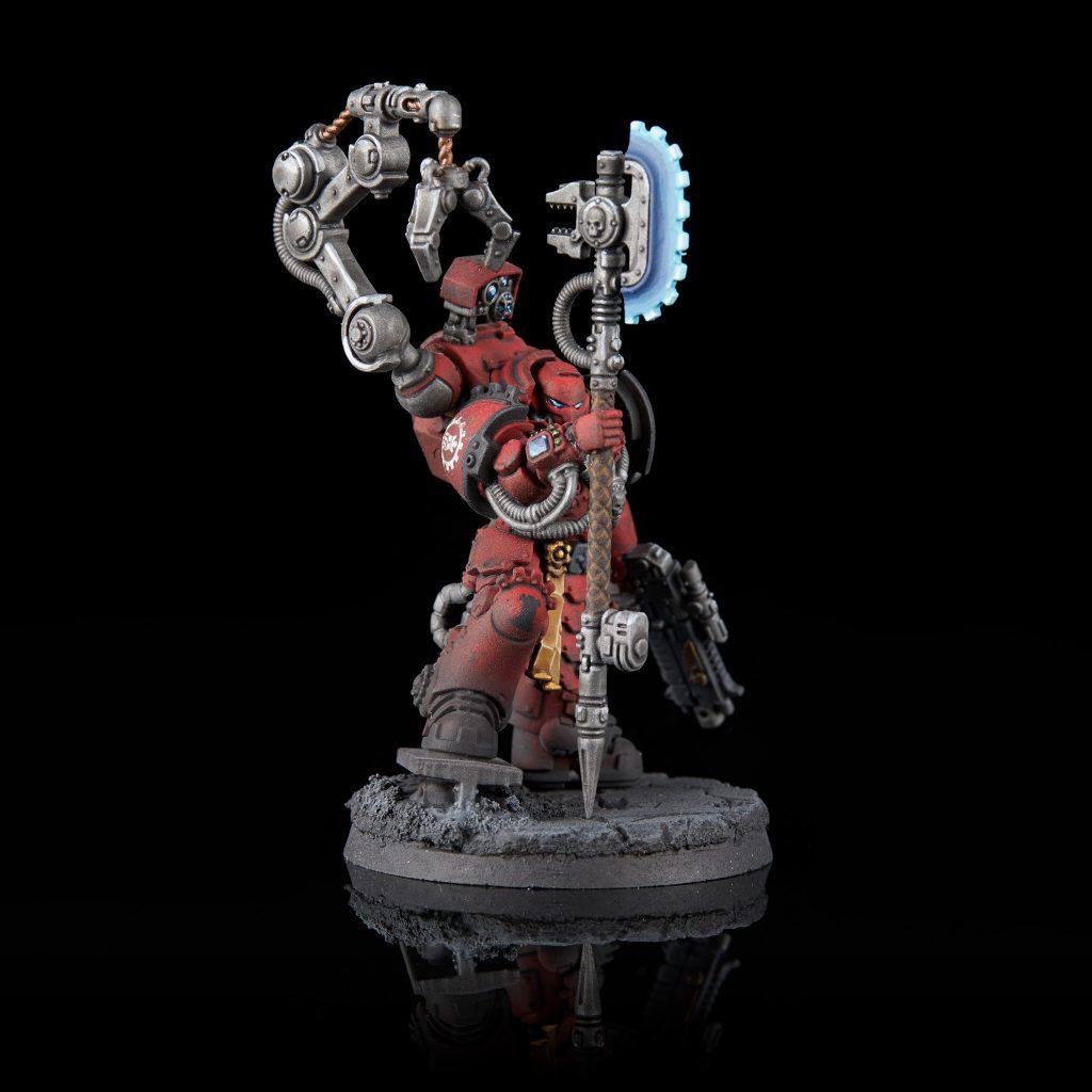 Imperial Fists Primaris Techmarine