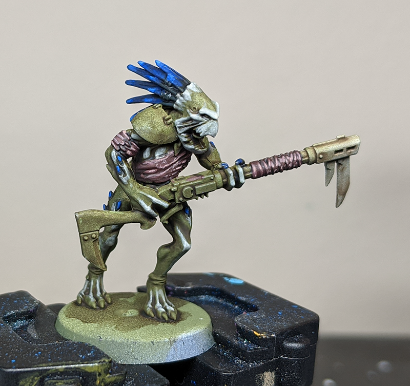 Kroot - Leather and Quills