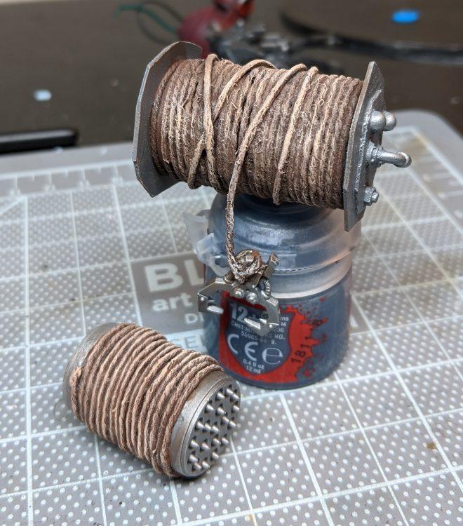 Morkanaut Kitbash Rope