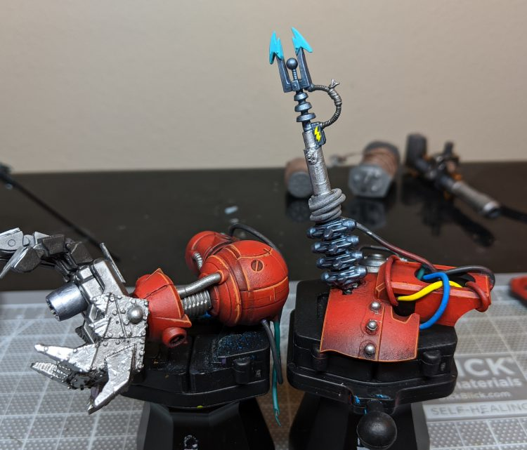 Morkanaut Kitbash Armor