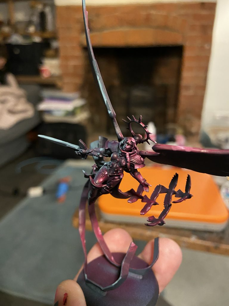 Sisters of Battle Celestine
