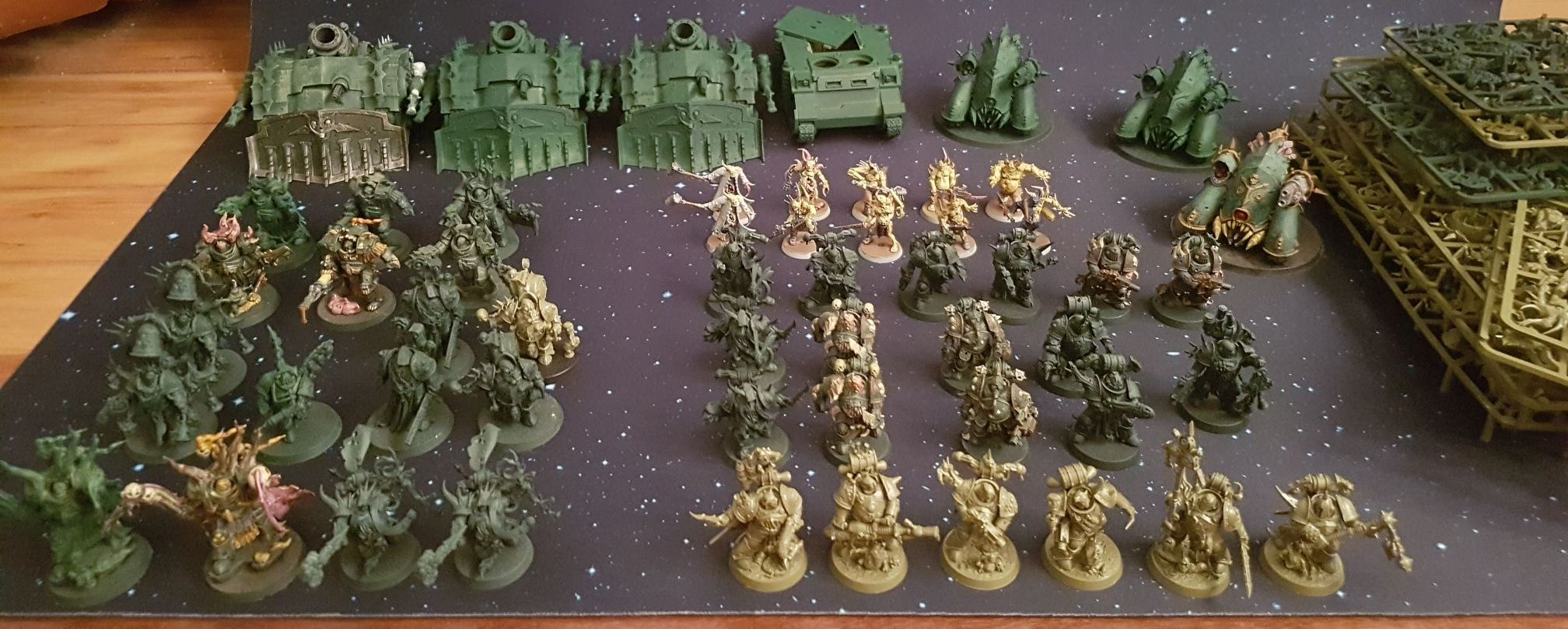 Beanith's Death Guard Project