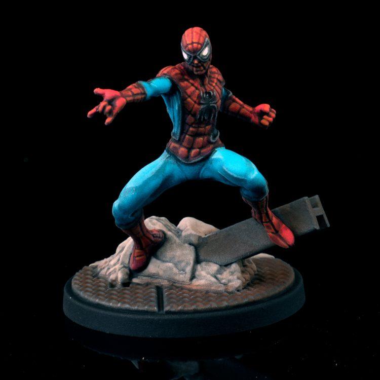 Spider-Man Credit: Alfredo Ramirez