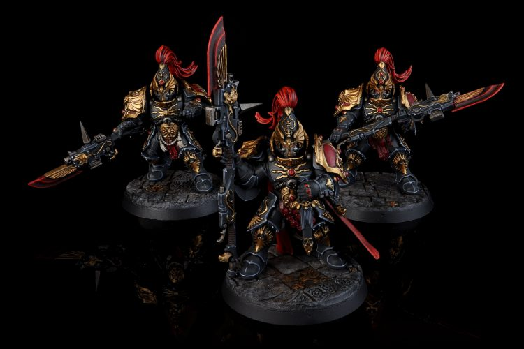 Custodes Kill Team