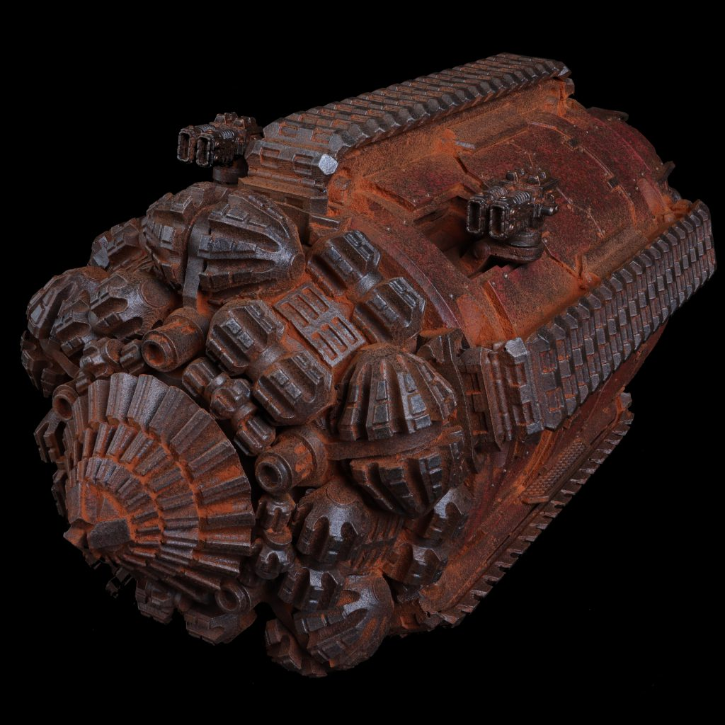 Terrax-pattern Termite Assault Drill