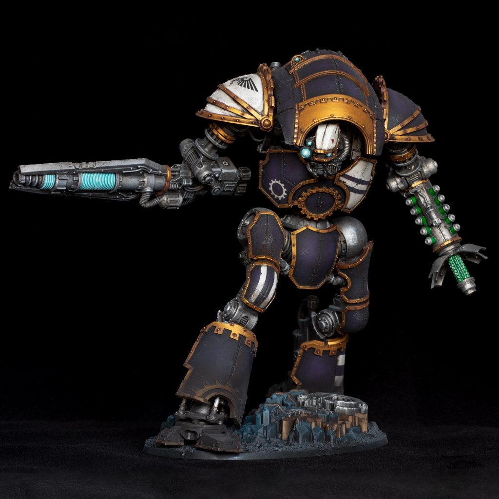 Loyalist Knight Atrapos