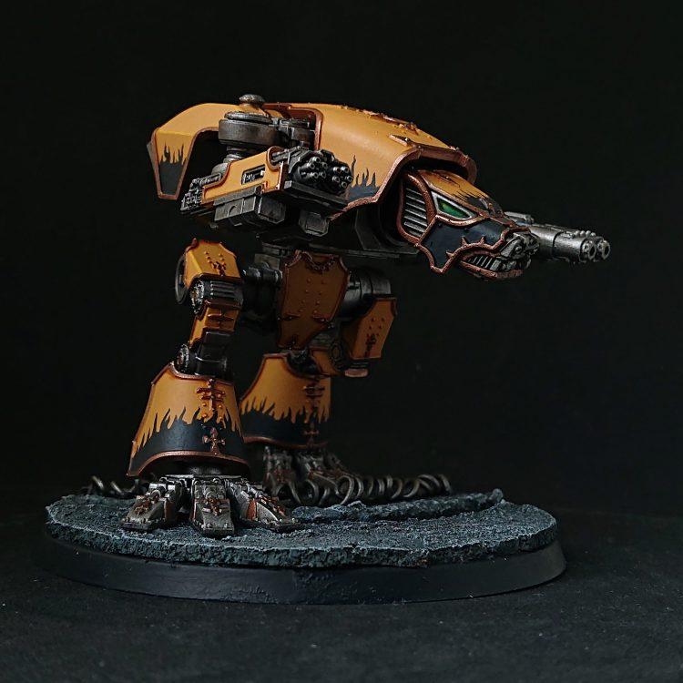 Legio Fureans Warhound