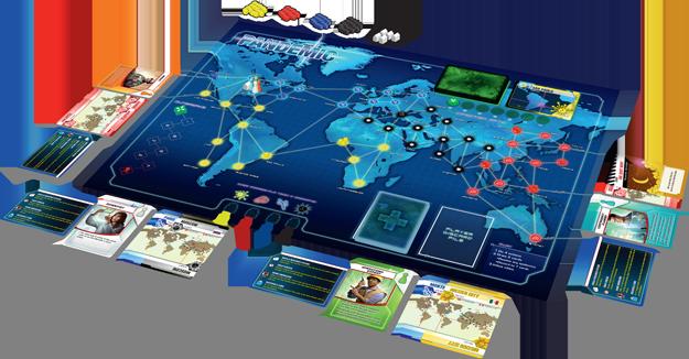 Pandemic Board