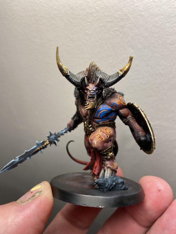 Silks Ogre Myrmidon