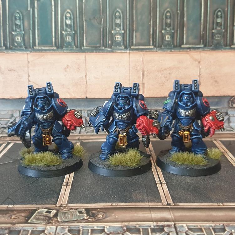 Crimson Fists Aggressors