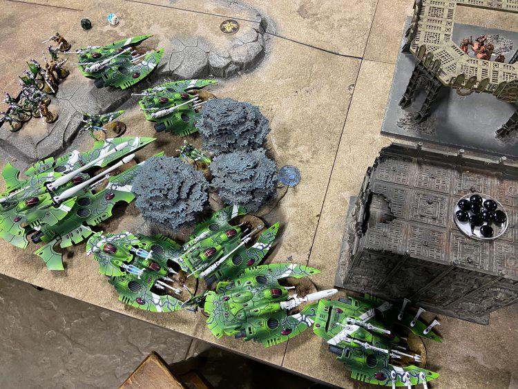 Silks Tank Deployment
