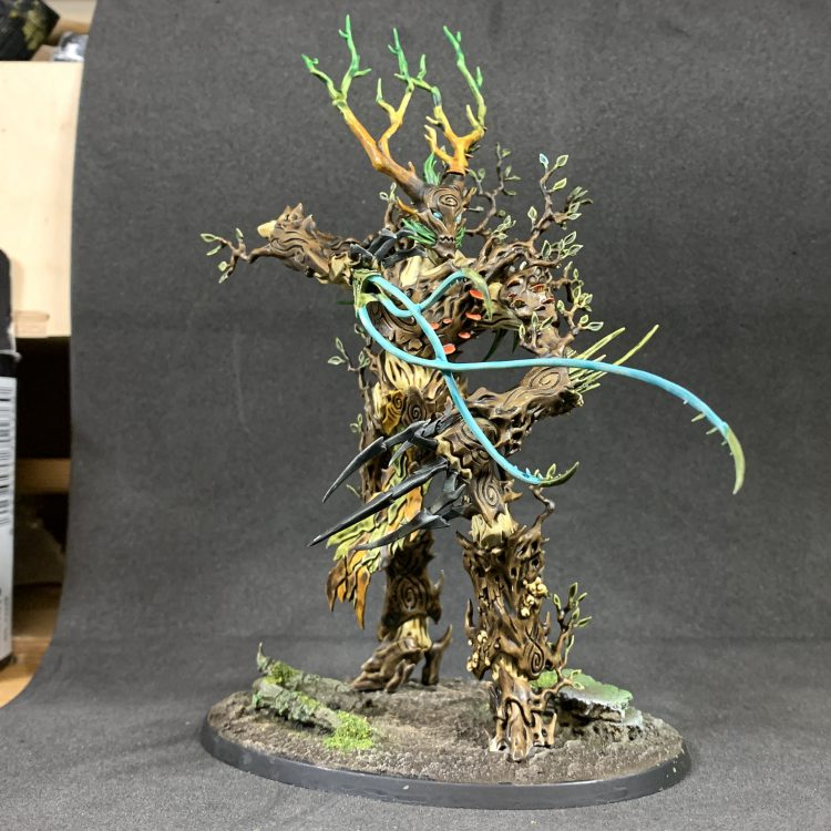 Sylvaneth Treelord. Credit: Mike Bettle-Shaffer