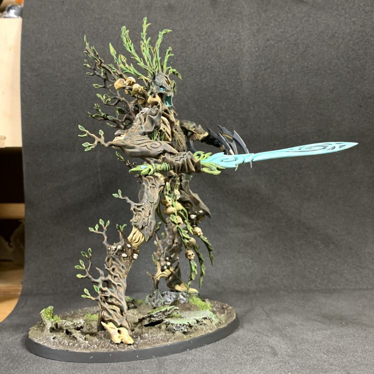 Sylvaneth Spirit of Durthu. Credit: Mike Bettle-Shaffer