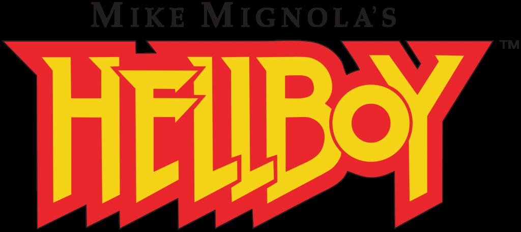 Hellboy Logo Credit: Mike Mignola