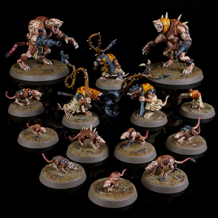 Rat Ogors, Giant Rats, and Packmasters