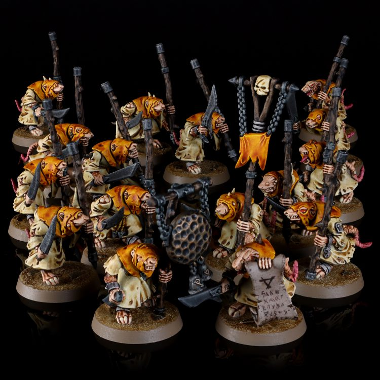 Skaven Plague Monks