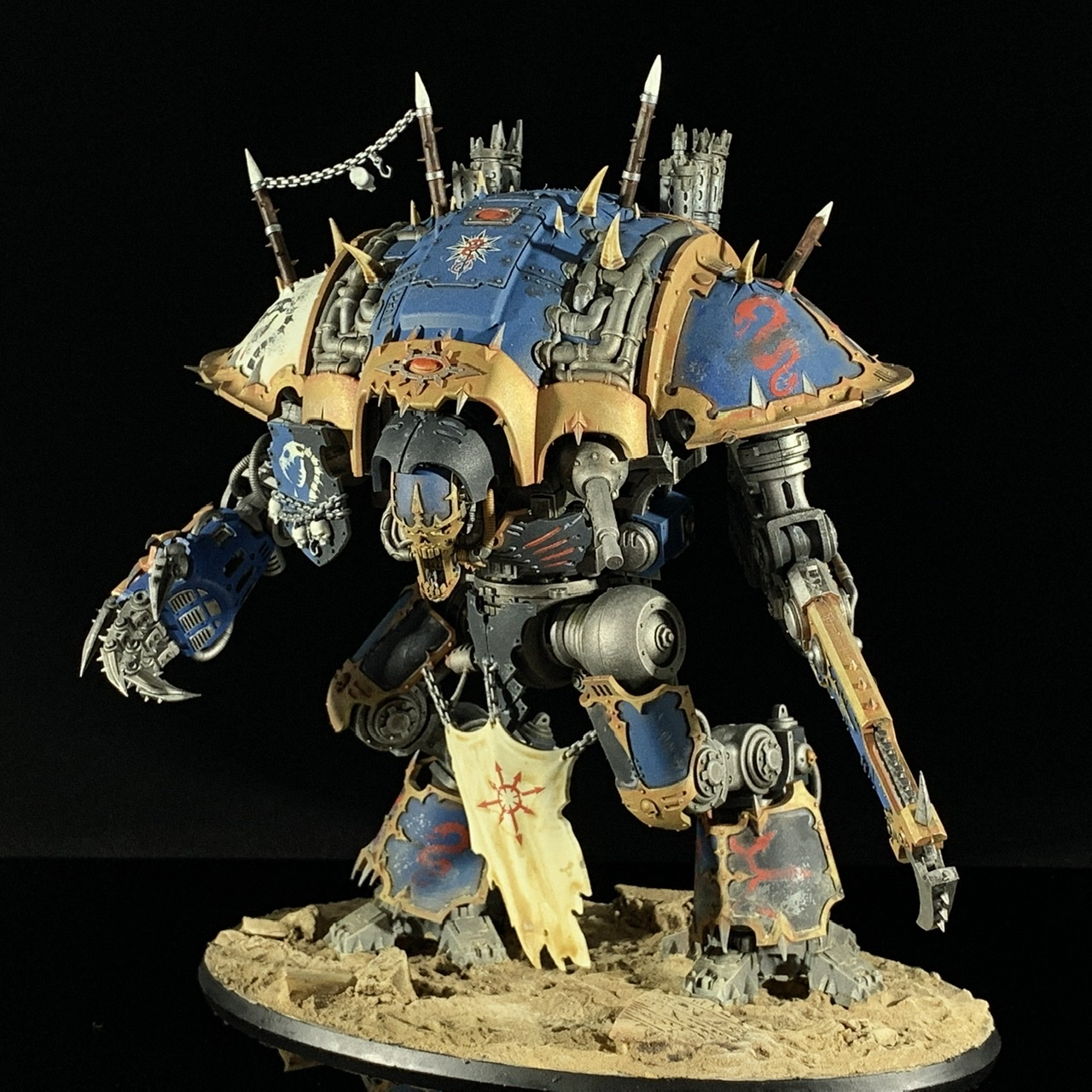 Chaos Knight. Credit: Mike Bettle-Shaffer