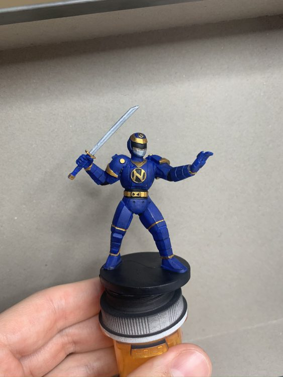 Ninjor Finished