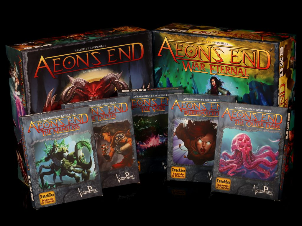 Aeon's End with Expansions